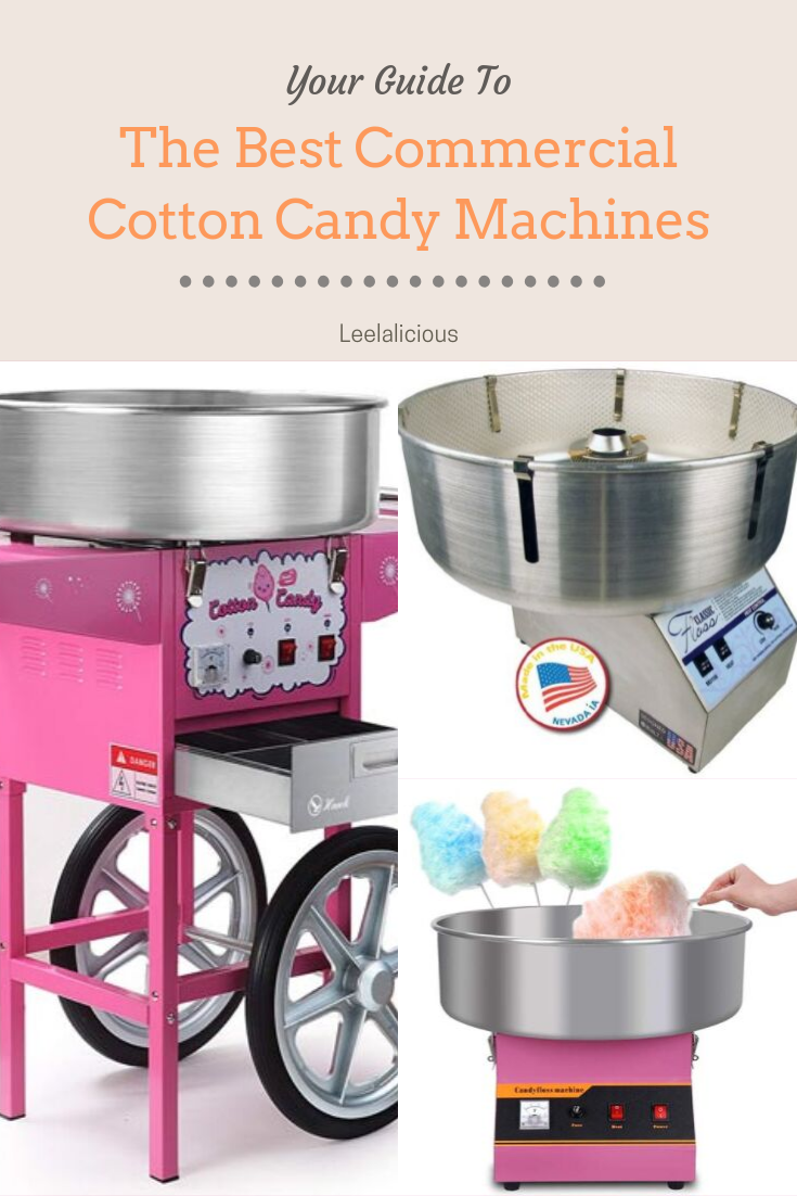 7 Best Commercial Cotton Candy Machines [UPDATED] » LeelaLicious