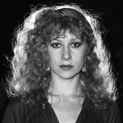 """Helen Mirren - 1979  With her untamed mane of curls and kohl liner, Mirren played sexually charged roles in Hussy and the controversial Caligula. """"It was like being well paid to visit a nudist colony,"""" she once joked."""