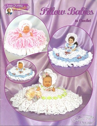 Free Bed Doll Patterns Pillow Doll Crochet Pattern Original