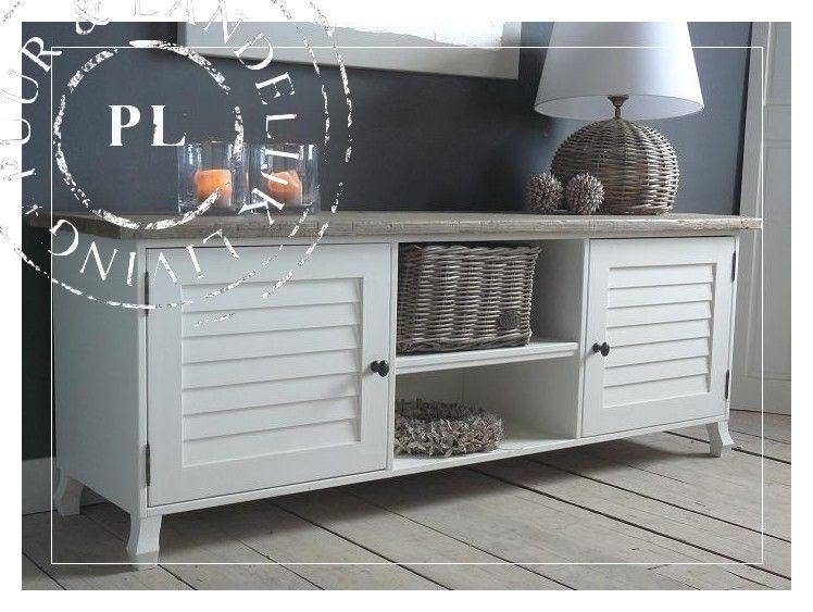 Landelijk Tv Meubel : Maatwerk! landelijk tv meubel flatscreenmeubel used wood ~bush