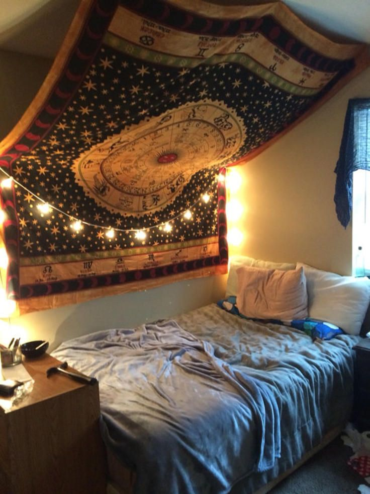 Boho Room | Indie/Boho Dorm Room | Pinterest | Boho, Room and Room ...