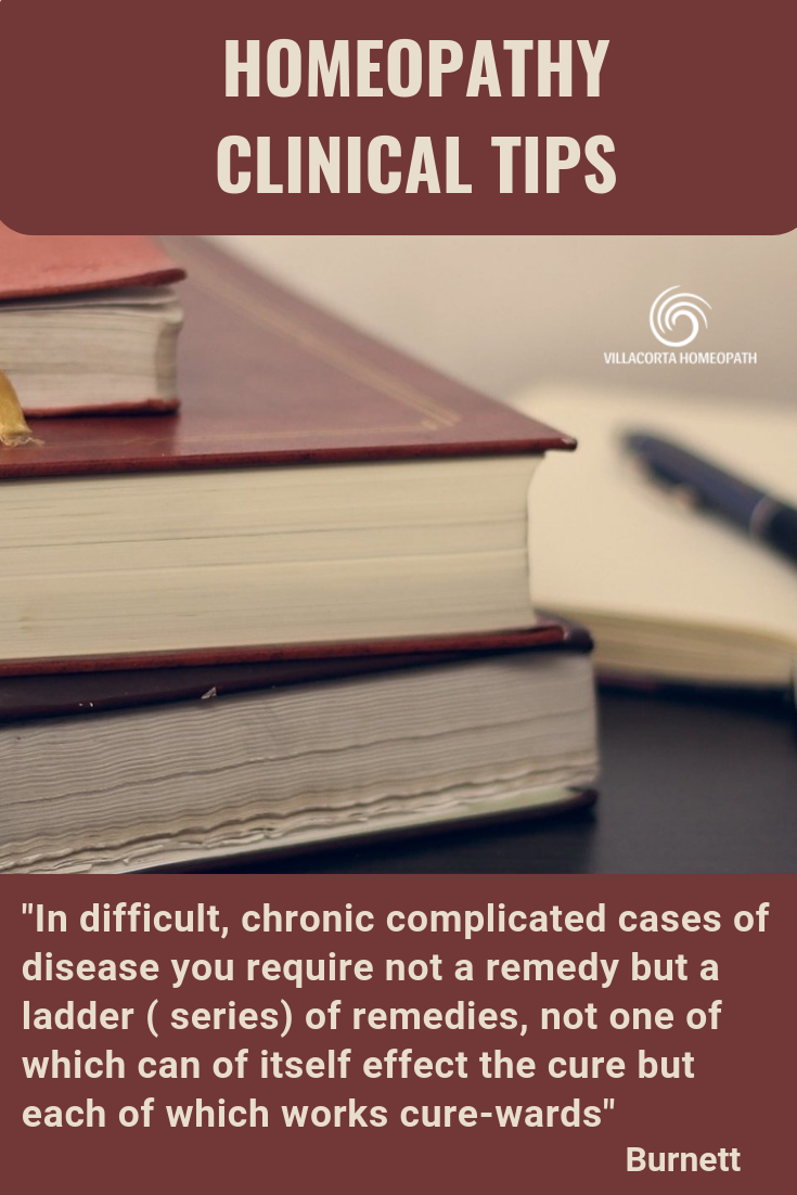 The treatment of chronic complicated cases by Burnett