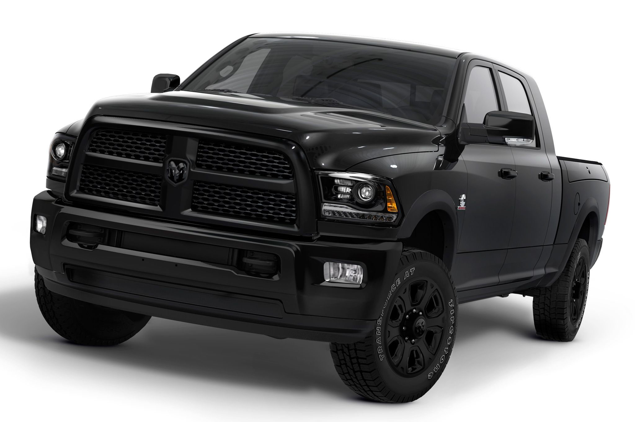 Black express package available for ram heavy duty motor trend wot http