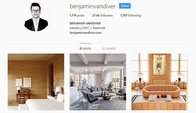 10 Of The Best Interior Designers To Follow On Instagram With