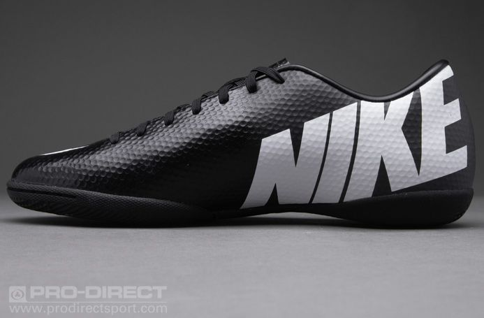 1717c5f73 Nike Football Boots - Nike Mercurial Victory IV Indoor - Soccer Cleats -  Black-White-Atomic Red