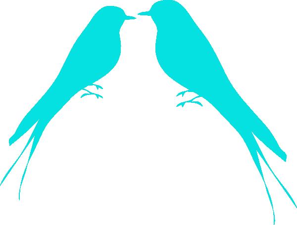 love birds clip art at clker com vector clip art online royalty rh pinterest co uk love birds clip art to color love birds clip art image