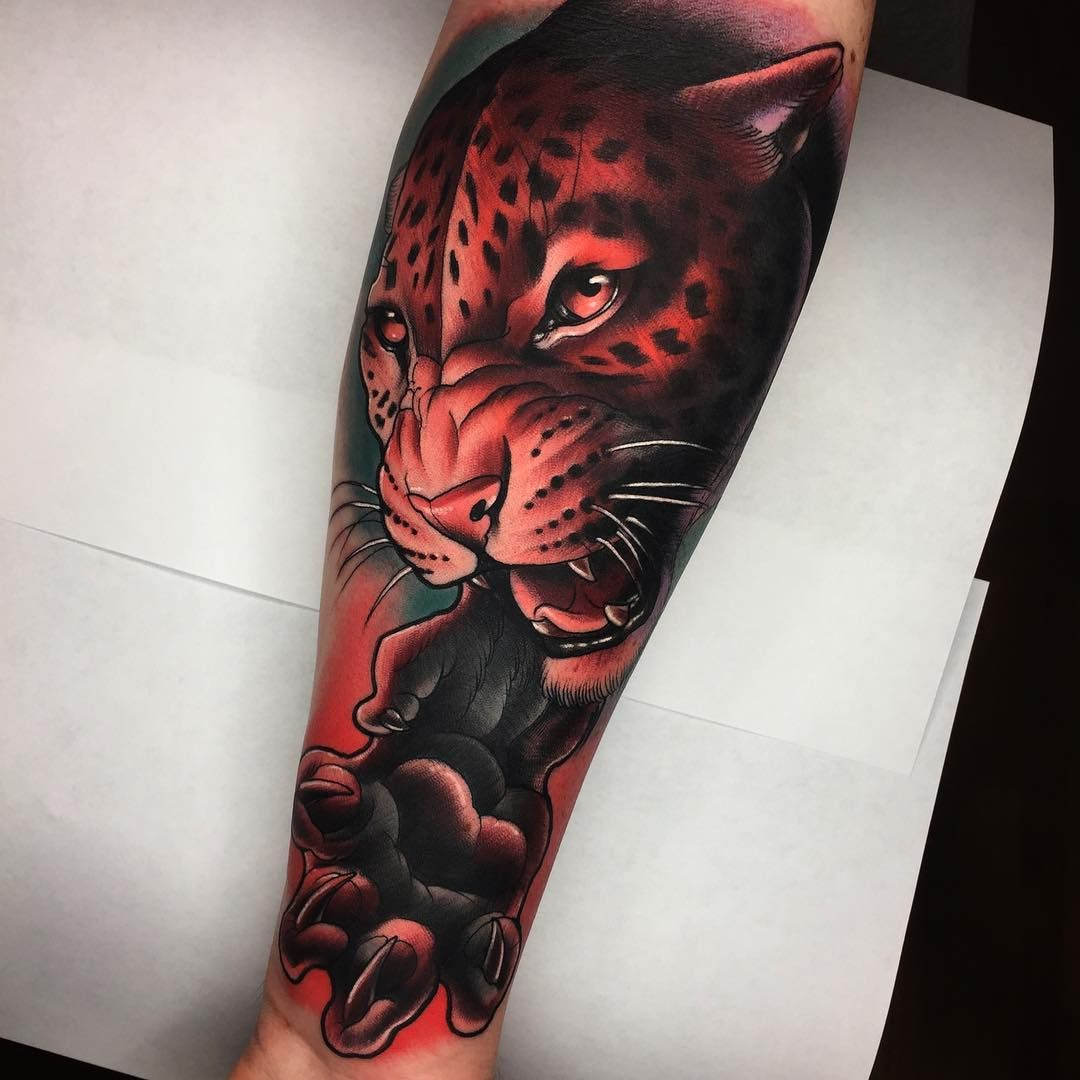 Neo Traditional Tattoo By Mike Stockings Japanese Tattoo Japanese Tattoo Designs Japanese Tattoo Symbols