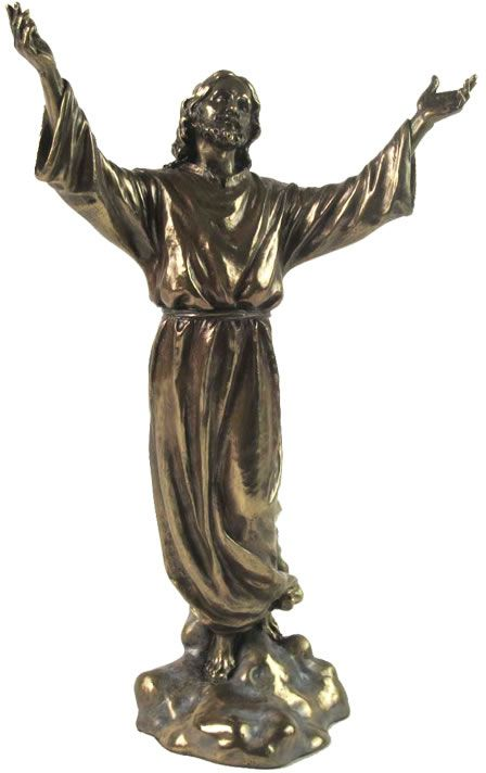 The Ascension Stu Home Aawu75847a4 Jesus Statue Sculpture Ascension Of Jesus