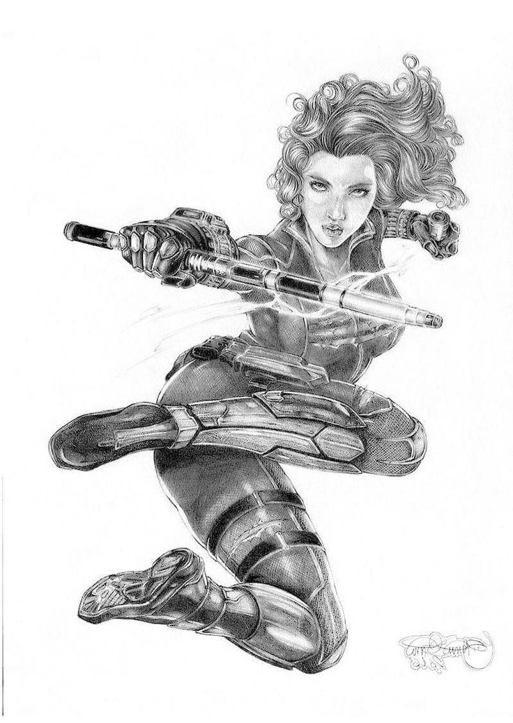 marvel avengers pencil drawing  zeichnung ideen bleistift