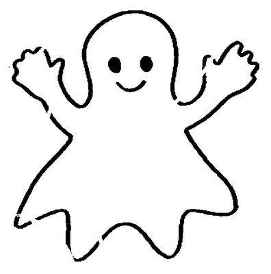 Fantasma Do Halloween Colorir Mundinho Da Crianca Halloween