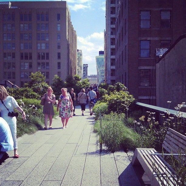 High Line em New York, NY