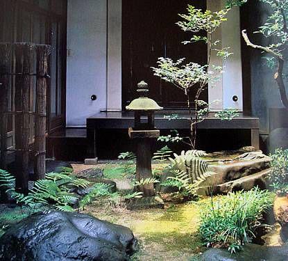 Small Japanese Garden Tsuboniwa | Garden Ideas | Pinterest