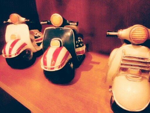 little cute motorcycle ^^