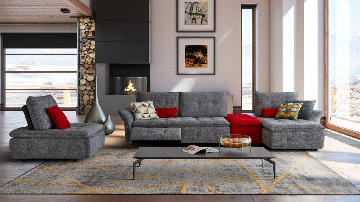 Canape Memo In 2019 Furniture Canapes Couch