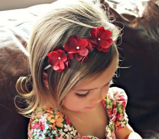 peinados para nias sencillos y actuales tendencia para el