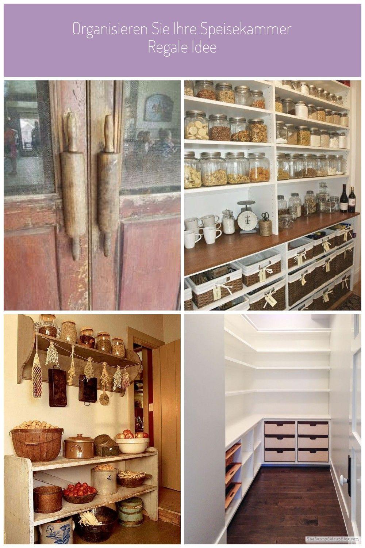 SILENGKAP 40 Best Farmhouse Pantry …