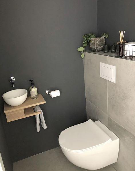 Toilette - 31 inspirierende Beispiele einer Toilette anzeigen #anzeigen #beispiele #einer #inspirierende #toilette #smalltoiletroom