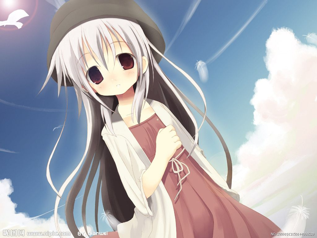 anime girl anime girl