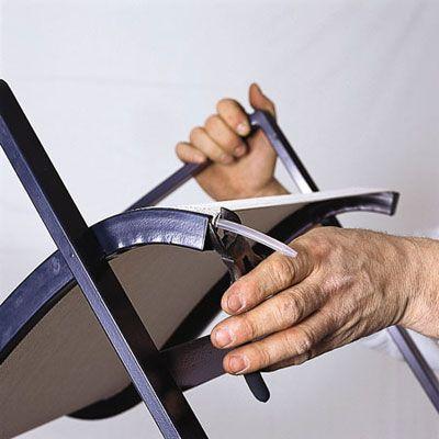 How to Repair Aluminum Patio Chairs | DIY Stuff | Patio ...