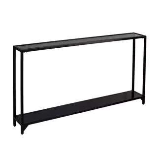 Shop For Sofa Table Online At Target Free Shipping On Orders Of 35 And Save 5 Every Day With Your Ta In 2020 Metal Console Table Metal Console Narrow Console Table