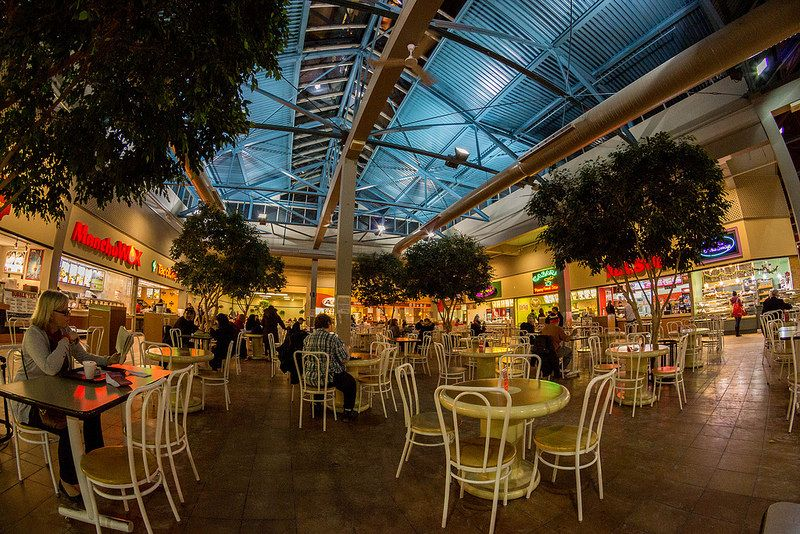 Garden City Shopping Centre Foodcourt Garden City Shopping