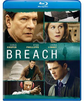 New On Blu Ray Breach 2007 Starring Ryan Phillippe Chris Cooper And Laura Linney In 2020 Blu Ray Blu Hollywood Cinema