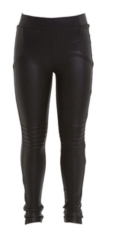Bardot junior  Girls leather pants