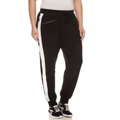 d4063a73eab Xersion Woven jogger Pants Plus - JCPenney