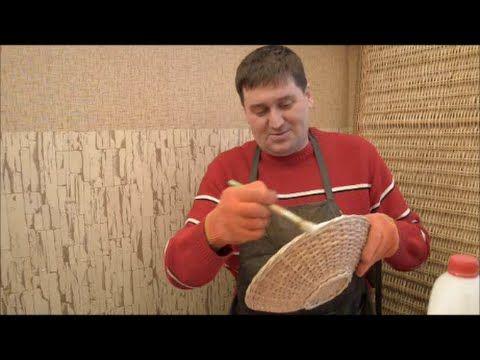 плетеные из лозы изделия фото