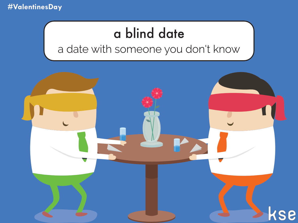 Dating idiom