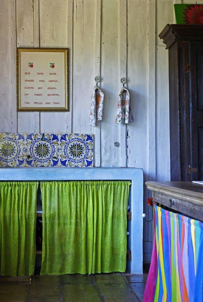 Click Interiores | A Casa da Mucki : Um Paraíso na Bahia