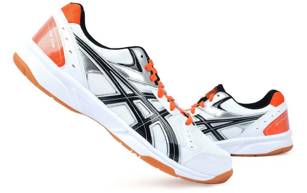 ASICS RIVRE CS Indoor Shoes Unisex Badminton Table Tennis Shoes ...