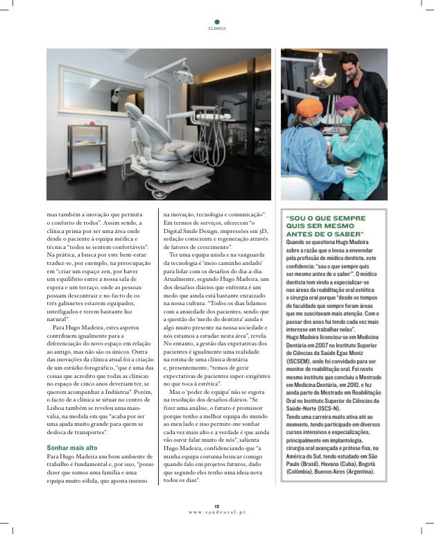 Saúde Oral 2015   Clínica de Implantologia Avançada Part II