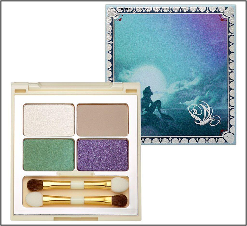 Disney Ariel eye shadow kit. Sephora Collection Little
