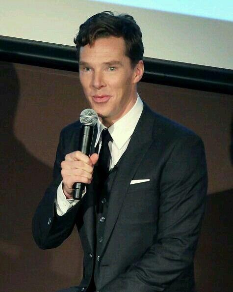 Benedict Cumberbatch BAFTA NY talk