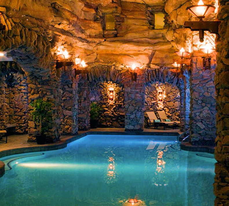 Relax At A Spa In Asheville Nc This Is The Omni Grove Park Inn