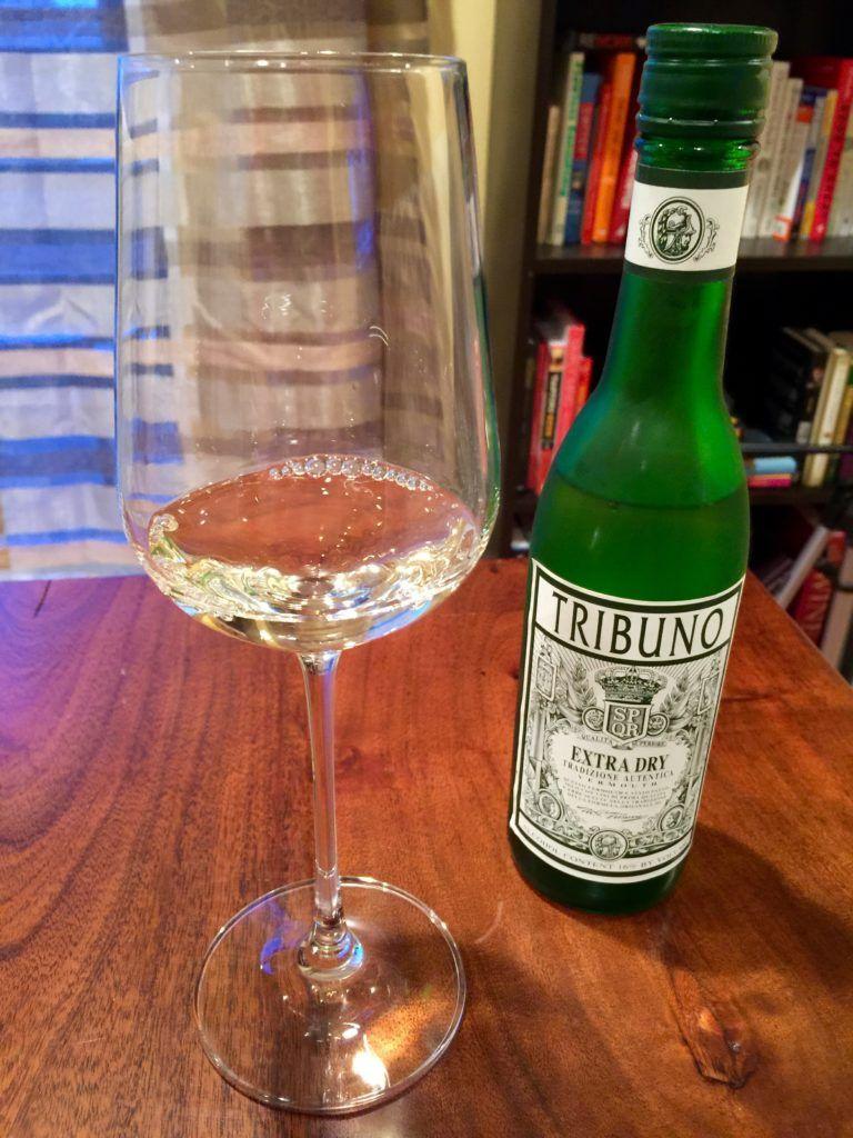 Tribuno Extra Dry Vermouth Vermouth Dry Vermouth Alcoholic Drinks
