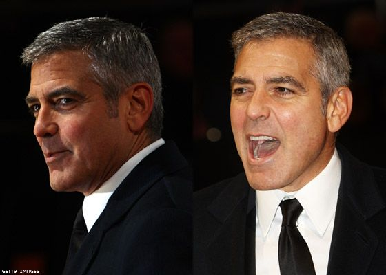 George Clooney - this guy is a winner