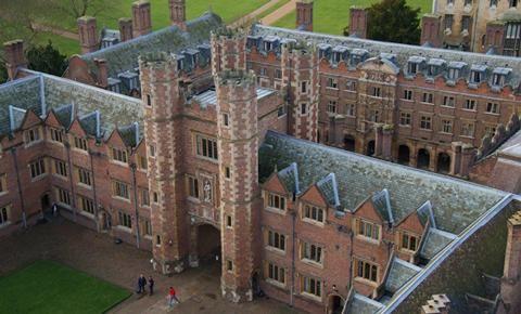 Graduate, Cambridge - UK Staycations