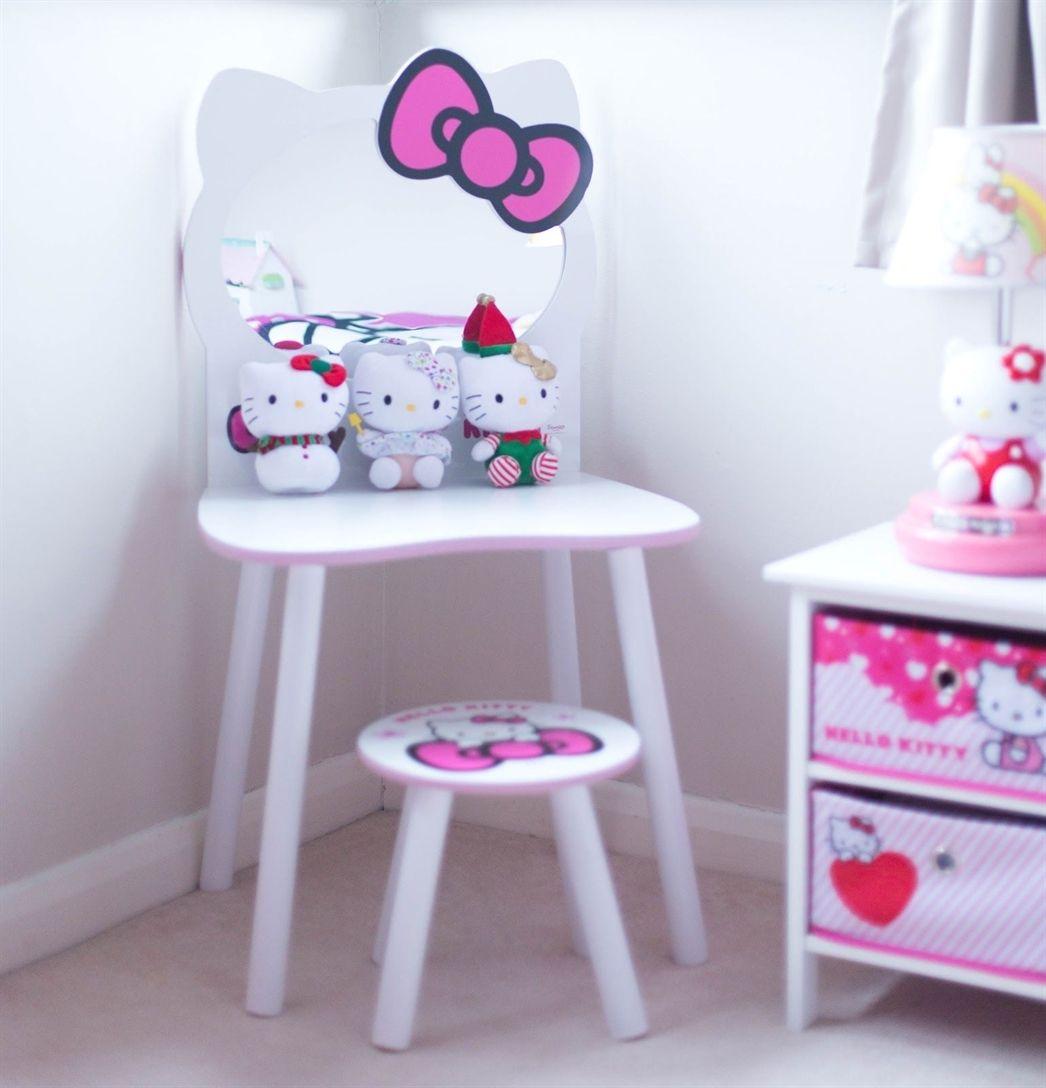 More ideas hello kitty kids girls bedroom design hello kitty