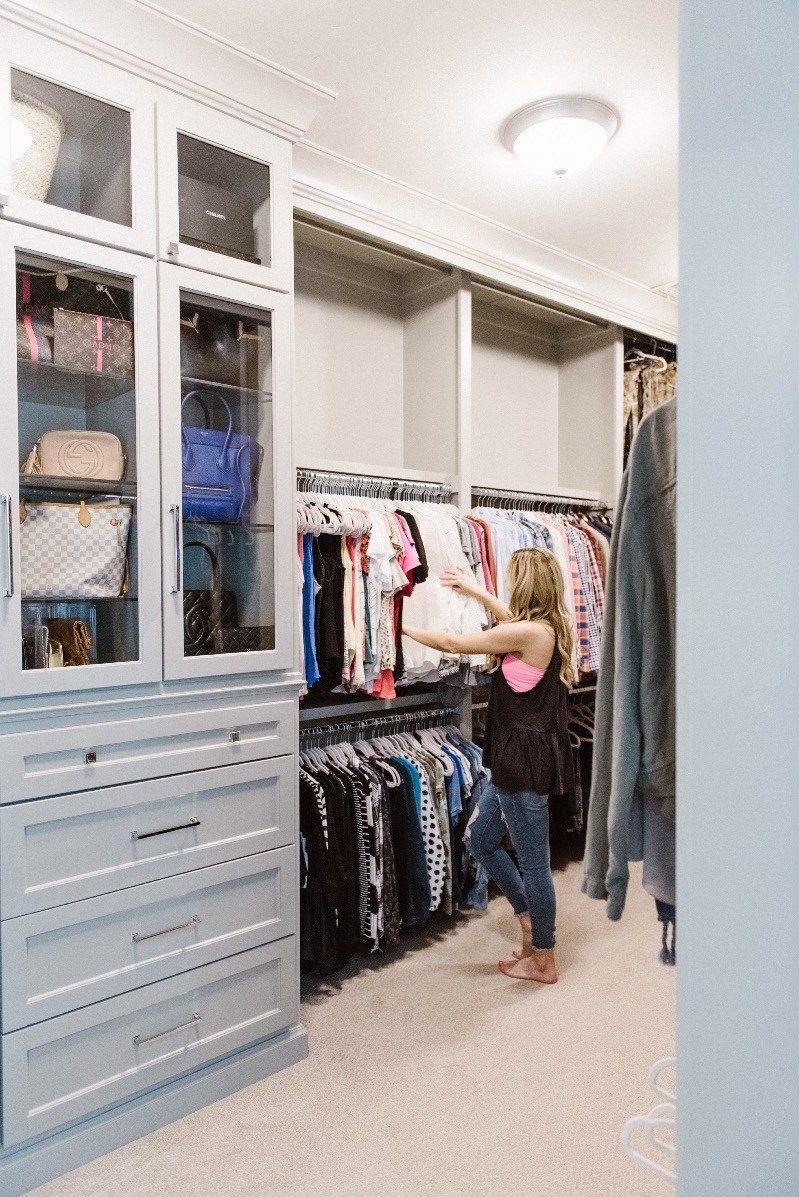 Ideas Of Functional And Practical Walk In Closet For Home: 25+ Closet Organization Ideas That Will Make Your Room Look Neat