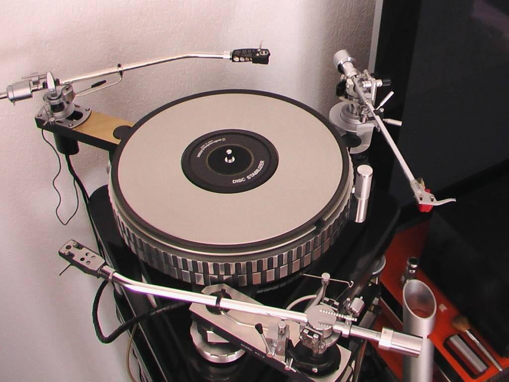 Micro Seiki DDX 1000 Turntable