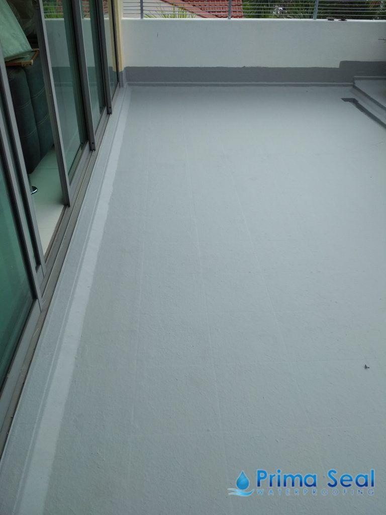 Pin On Balcony Waterproofing 5 Layer Fibreglass Treatment