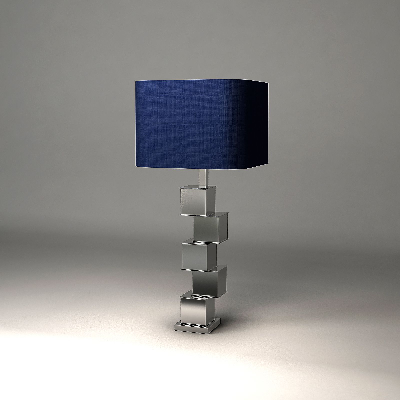 Table Lamp Sirena Eichholtz 3d Model