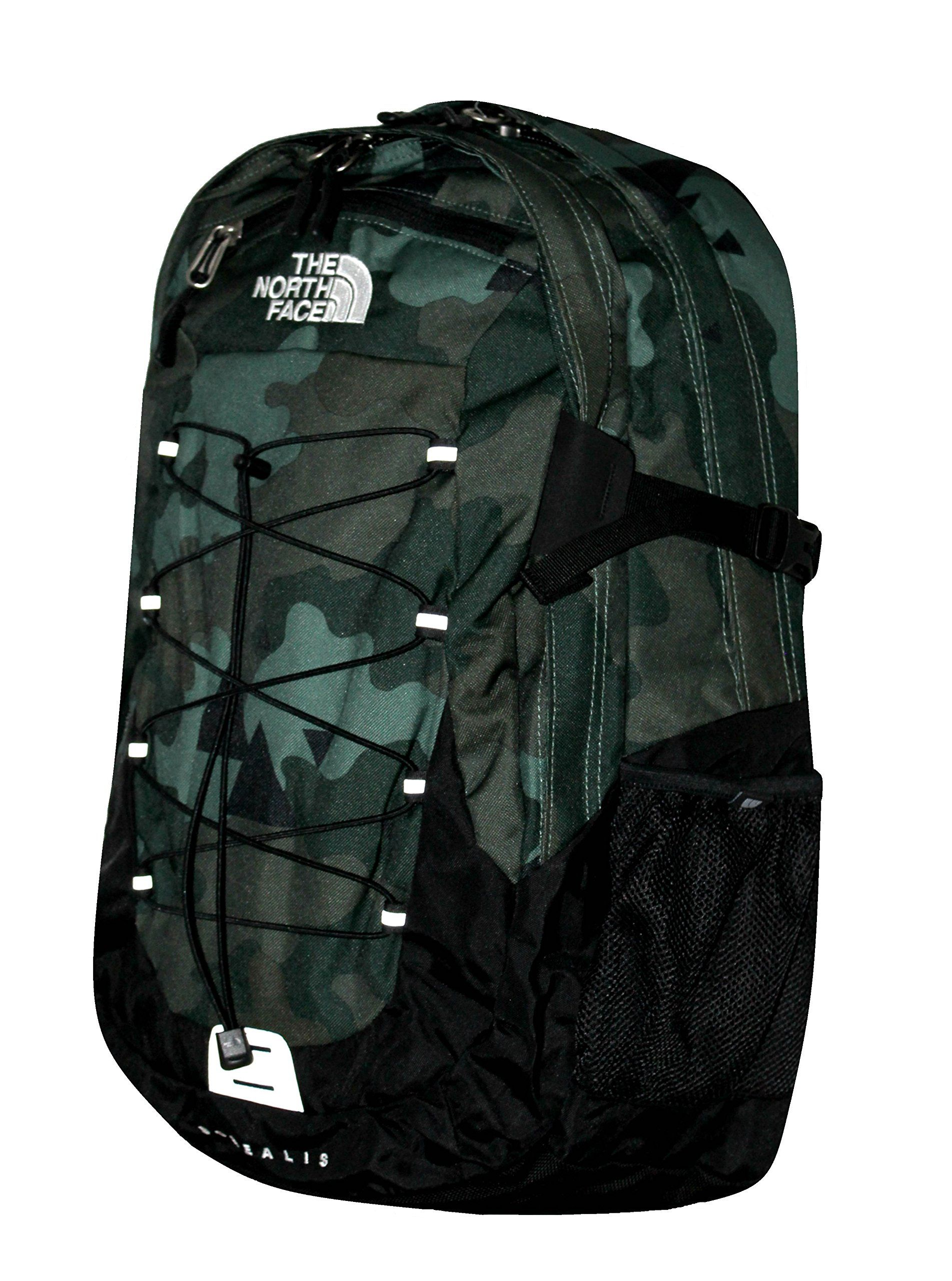 03dc73af245b The North Face Men Classic Borealis Backpack Student School Bag OLIVE CAMO