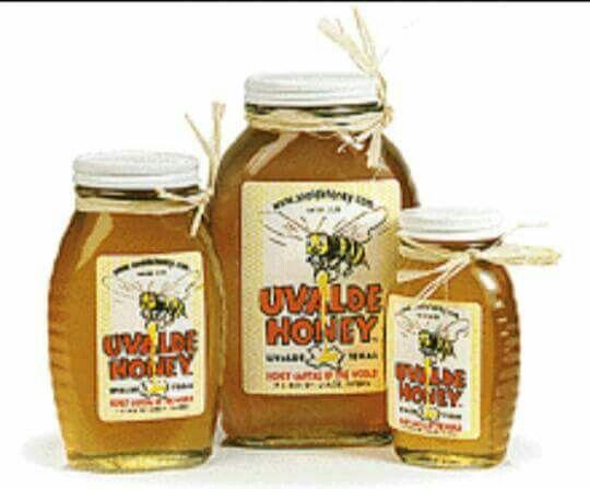Uvalde Texas Honey Capital Of The World Uvalde Uvalde Texas