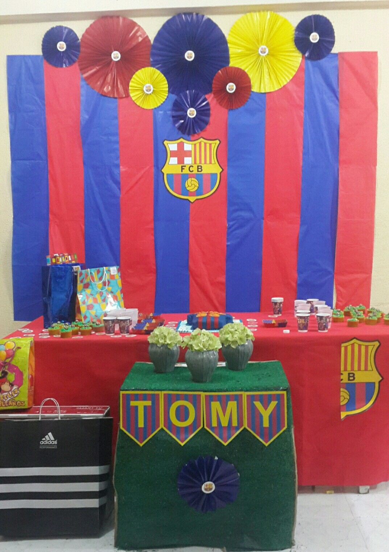 Pin De Lau Vp En Birthday Party Ideas Temas De Fiesta De Cumpleaños Fiesta De Barcelona Decoracion De Cumpleaños