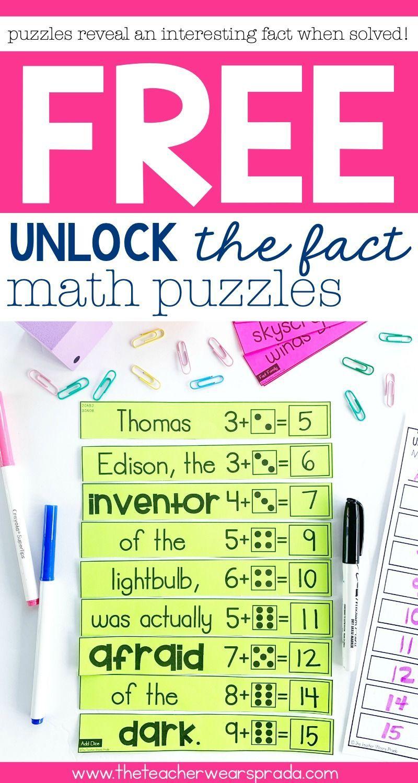 Free Unlock The Fact Sampler Kit [ 1500 x 800 Pixel ]