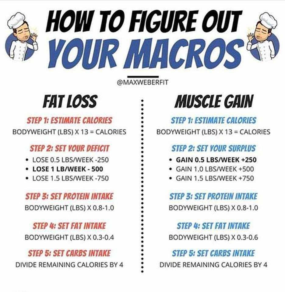 Macro calculator (With images) Macros diet, Healthy