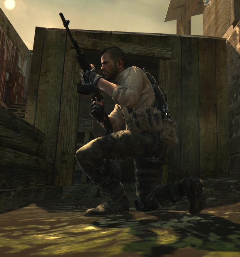 Call Of Duty Modern Warfare 3 John Soap Mactavish Back On